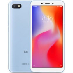 Xiaomi Redmi 6A - Blue, 16 GB