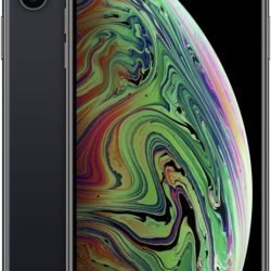 Apple iPhone XS Max - Space Grey, 512 GB, CN (2 sim)